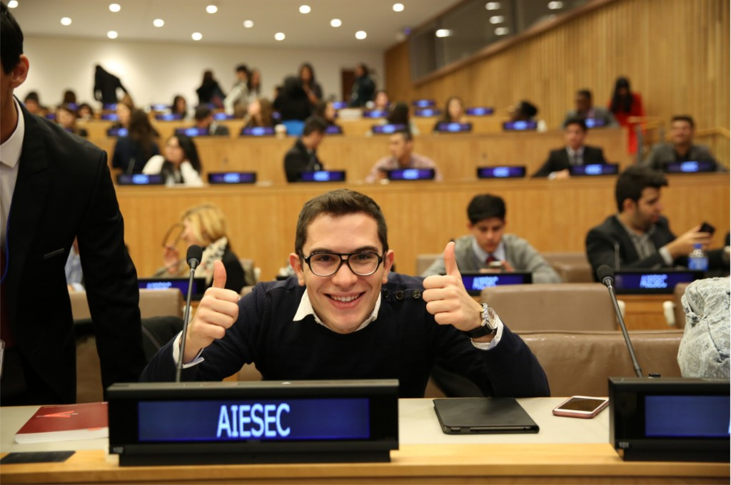 AIESEC United Nation s